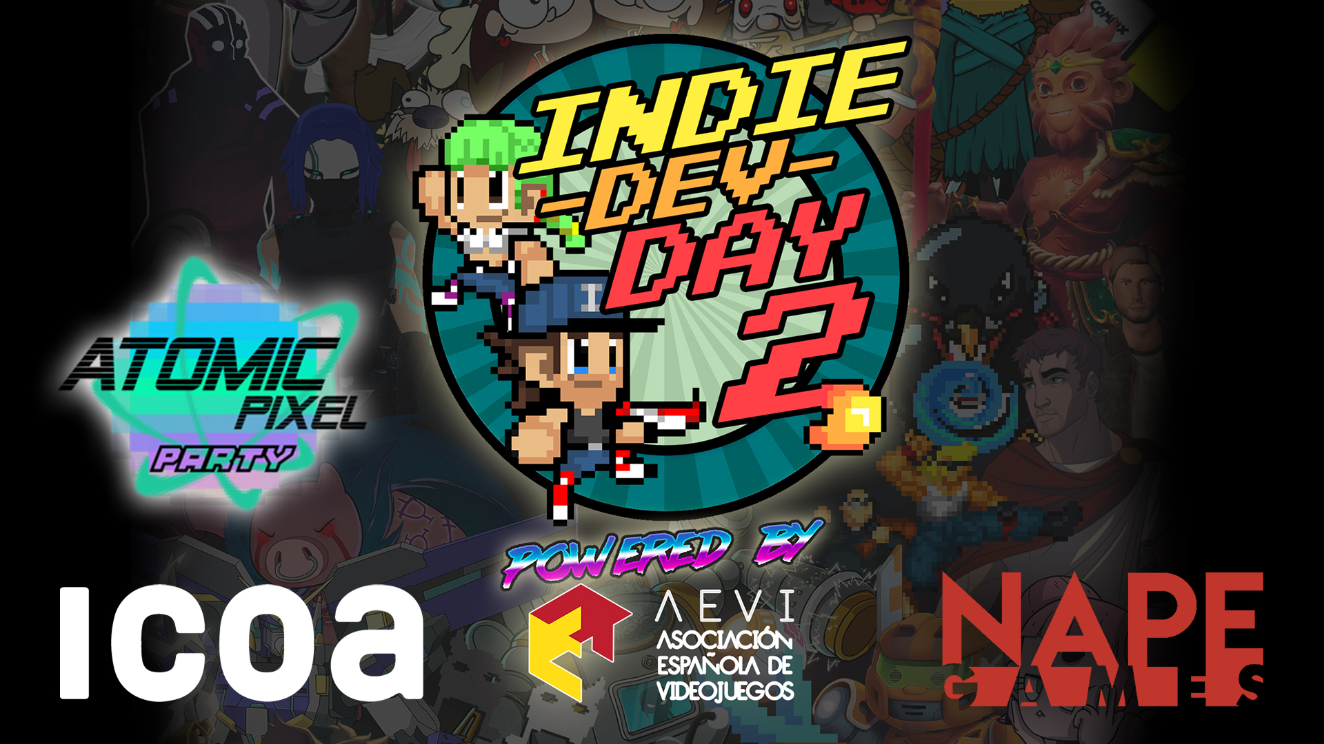 IndieDevDay 2 is here!