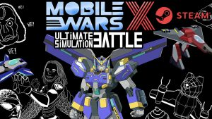 Sergi Mobile War X Ultimate Simulation Battle!