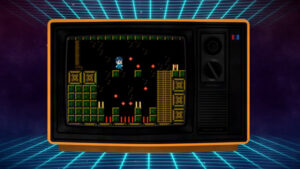 Develop new games on retro systems