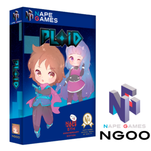 "#00 PLOID ""NAPE GAMES 5th ANNIVERSARY EDITION"" (NES)"