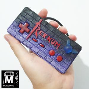 REKNUM Souls Adventure NES PadMod by MakoMod