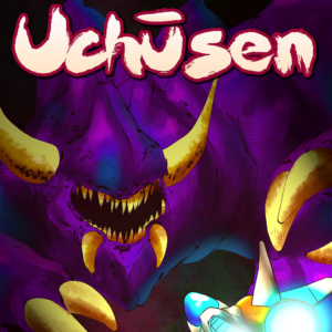 Uchusen Ultimate PLOID Battle (Digital NES ROM)